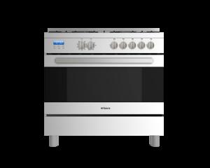 Tisira 109L Freestanding Cooker TFGC919X